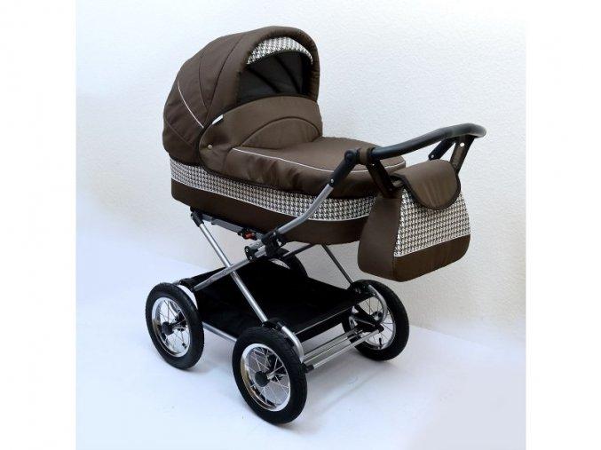 Hluboký kočárek Baby Boom 05