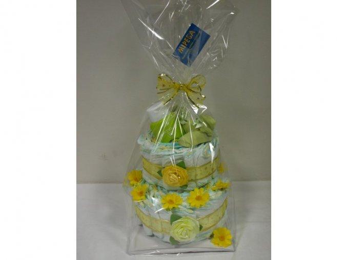 Plenkový dort II .patrový č.1