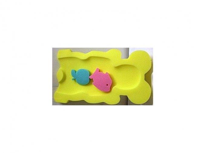 Lehátko molitanové žluté