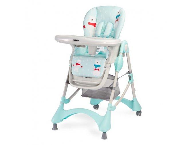 Jidelní židlička Magnus New mint