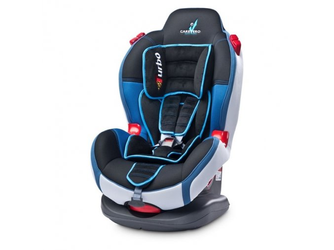 Autosedačka Turbo sport 9-25 kg ( modrá)