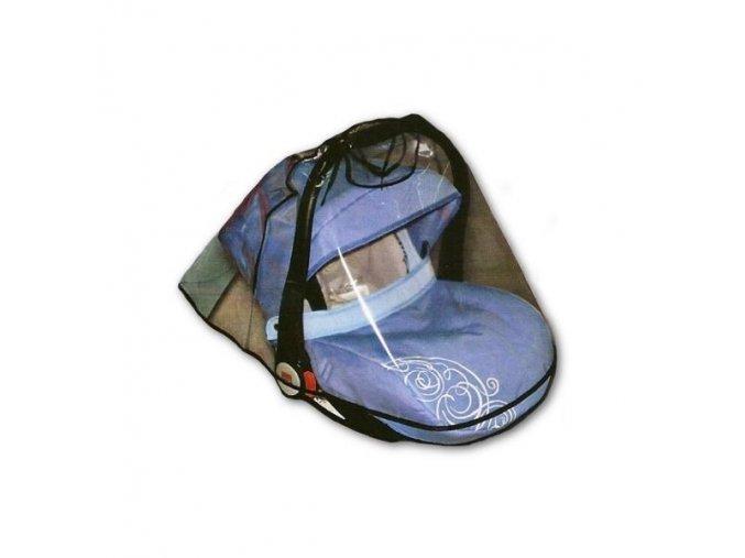 Pláštěnka na autosedačku 0-13 kg