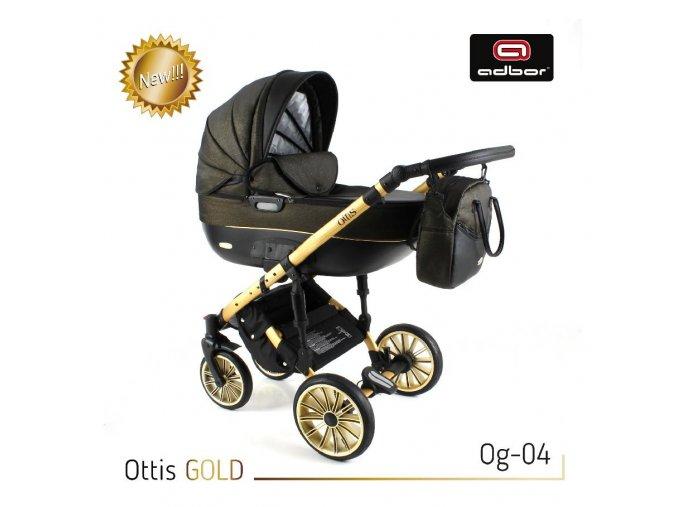 Kočárek Ottis Gold 04 3v1
