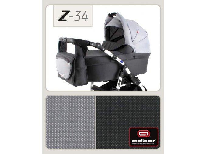 Set kočárku Zipp Z-34