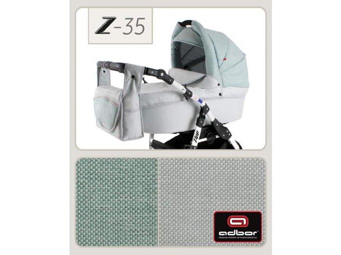 Set kočárku Zipp Z-35