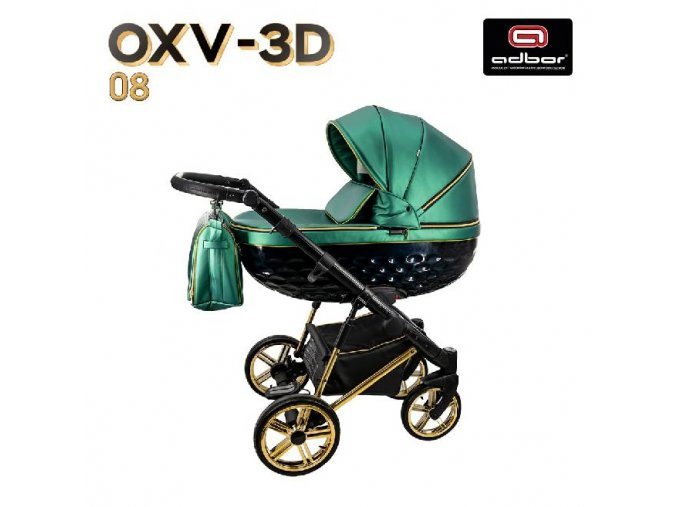 Kočárek OXV-3D / 6