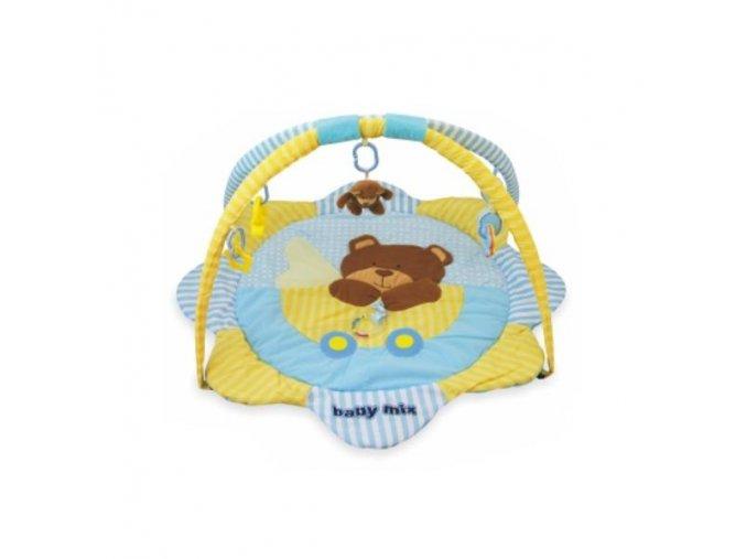 Hrací deka Medvídek