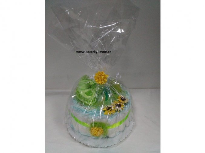Plenkový dort kulatý č.3