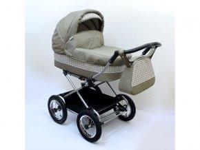 Hluboký kočárek Baby Boom 03
