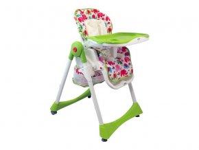 Jídelní židlička Baby mix  MIX
