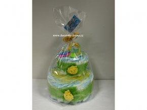Plenkový dort II .patrový č.5