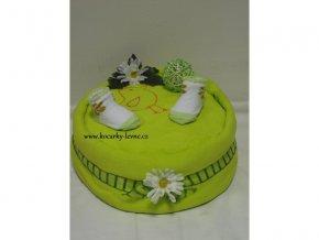 Plenkový dort kulatý č.5