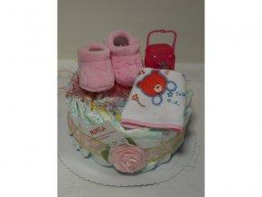 Plenkový dort kulatý č.6