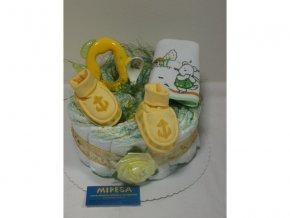 Plenkový dort kulatý č.7