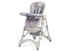 Jidelní židlička Magnus New Grapfite