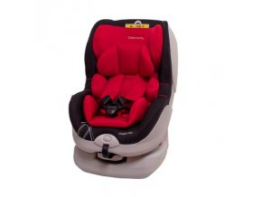 Autosedačka Lunaro Pro isofix  0-18 kg červená
