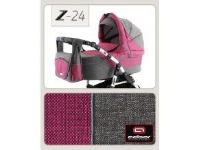 Set kočárku Zipp Z-24