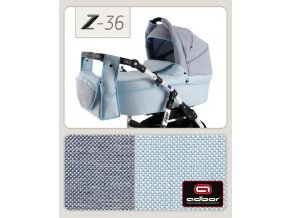 Set kočárku Zipp Z-36