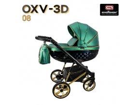 Kočárek OXV-3D / 6 3v1