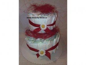 Plenkový dort II.patrový č.9