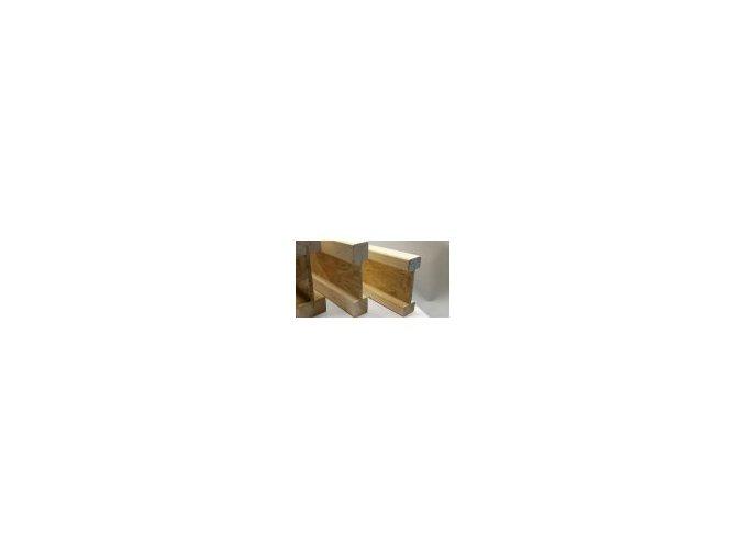 Lepené kombinované nosníky I - NOSNÍK 40x60/500mm - 9 m