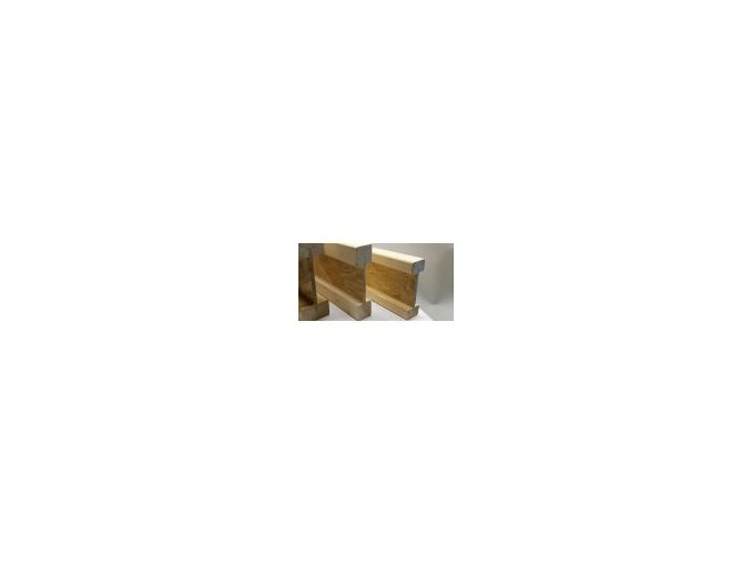 Lepené kombinované nosníky I - NOSNÍK 60x100/360mm