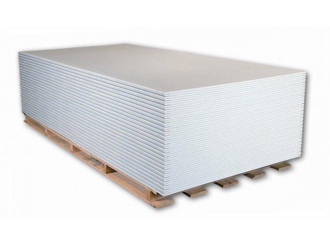 Sádrokartonová deska GKB 12,5x1250x2000 mm White