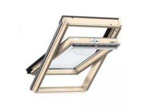 Střešní okno VELUX GZL 1051 MK04 kyvné (78 x 98 Cm)  Kyvné s horním ovládáním