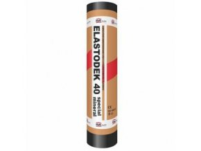 Hydroizolační asfaltový pás ELASTODEK 40 SPECIAL MINERAL