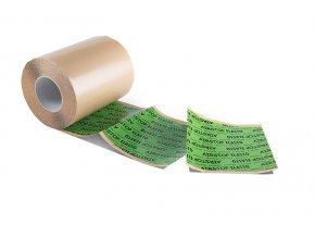 airstop elasto těsnící náplast 180 x 180 mm