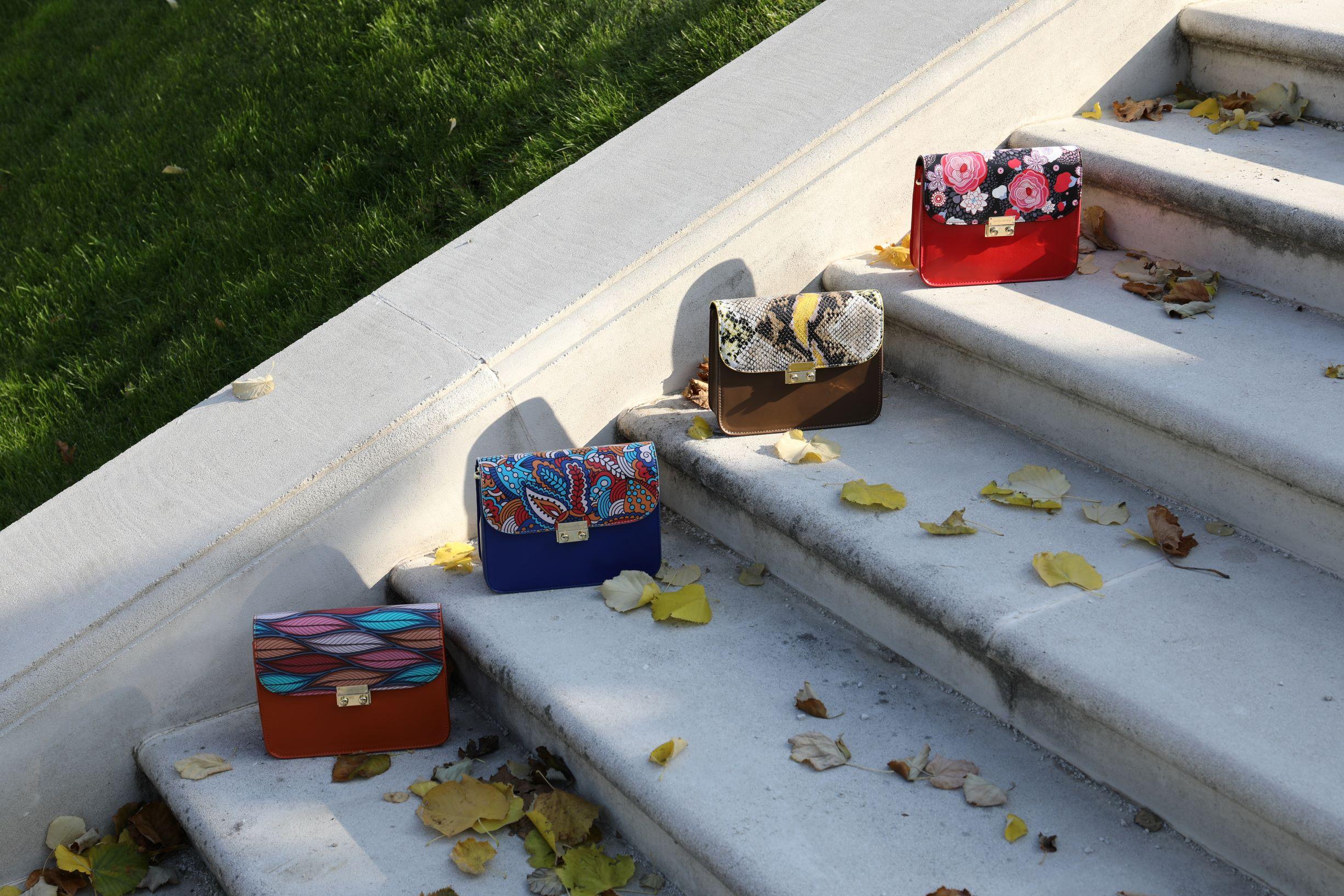 Jesen = 4 kabelky