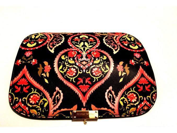 Vymeniteľný koženkový flap Olga
