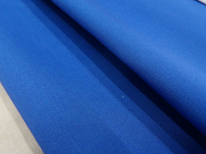ESTEX 240/01 královsky modrá / METRÁŽ NA MÍRU