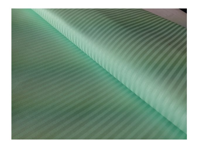 H-SATEEN 150/03MM (651441 zelená SOLITUDE)-145cm