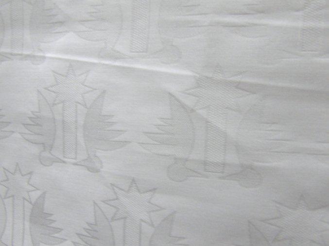 HUBERT 150 (Damašek Ptáci)-140cm