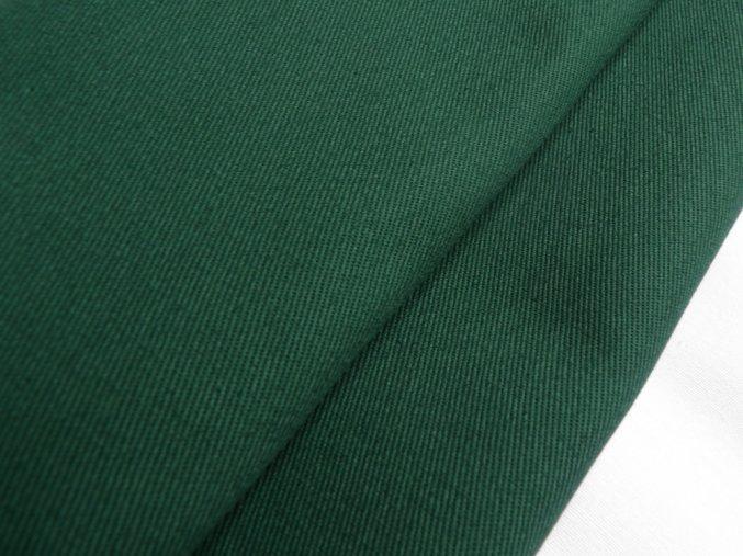 ESTER 315/11 tmavě zelená / METRÁŽ NA MÍRU