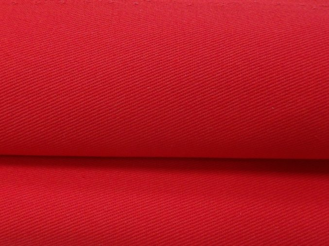 ESTER 315/32 červená / METRÁŽ NA MÍRU