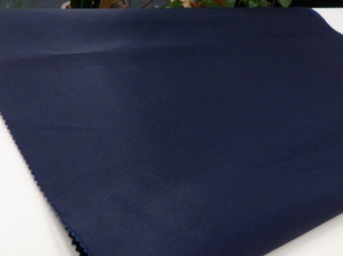INTEX 250/03 tmavě modrá / METRÁŽ NA MÍRU