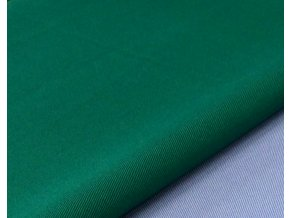 ESTEX 195/750 operační zelená / METRÁŽ NA MÍRU