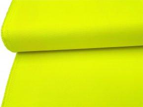 OXFORD 200/111LS reflexní žlutá 160cm
