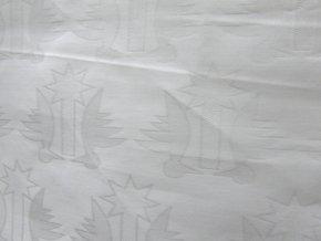 HUBERT 150 (Damašek Ptáci)-140cm / METRÁŽ NA MÍRU