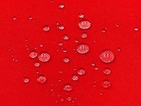 OXFORD 200/370 červená 160cm / METRÁŽ NA MÍRU
