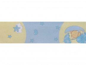 DOMESTINO 135/147330-1 Medvídek modrý 150cm