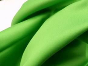 SATEEN 150 (655 zelená LIME hladký)-285cm / METRÁŽ NA MÍRU