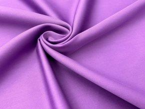 SATEEN 150 (510 fialová LAVANDE hladký)-285cm