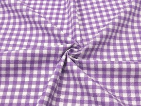 DOMESTIK 145/21375-4 KÁRO fialové kostky 7mm