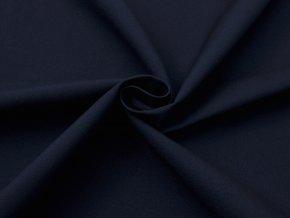 CANVAS 260/03 tmavě modrá NAVY 150 cm / METRÁŽ NA MÍRU