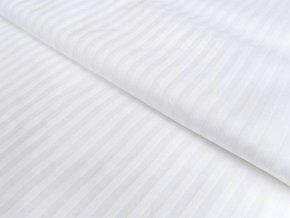 ATLAS-HOTEL 150/100 bílá 22mm hotelový pruh-148cm / VELKOOBCHOD