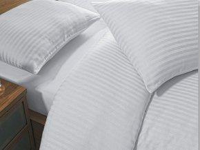 ATLAS-HOTEL 150/100 bílá 10mm hotelový pruh-145cm / VELKOOBCHOD