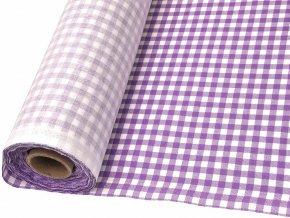 DOMESTIK 145/21375-4 KÁRO fialové kostky 7mm / VELKOOBCHOD
